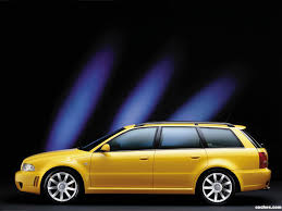 Audi Rs4 2001 New Performance Models From Audi Avante S Q And
