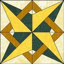 Star Quilt Block Pattern & Star Bound Quilt Block pattern from QN, 1990 Adamdwight.com