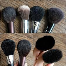 dior backse powder brush pared