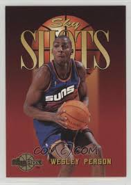 1994-95 Skybox - [Base] #322 - Wesley Person