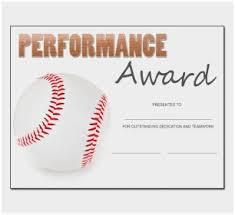 Teamwork Certificate Templates Free Softball Certificate Templates Admirable Certificates And