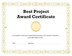 Merit Certificate Sample Custom Merit Certificate Templates Template Award Gocreatorco