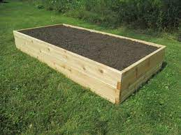 raised garden bed kit 3 x6 x 11 free