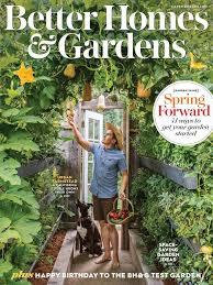 Better Homes \u0026 Gardens: Amazon.com: Magazines