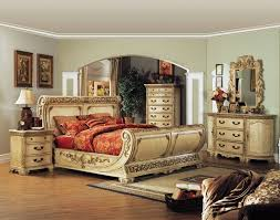 whitewashed bedroom furniture. SENSATIONAL WHITEWASH INTRICATELY CARVED QUEEN SLEIGH BED BEDROOM FURNITURE Http://www Whitewashed Bedroom Furniture