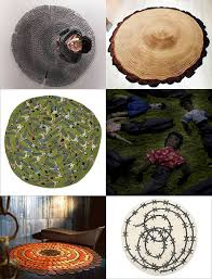 cool rug designs. Modern Round Rugs: 8 Creative Area Rug Designs Cool