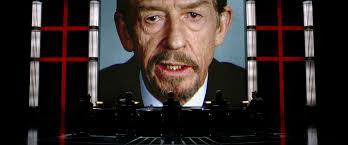 john hurt v for vendetta. Wonderful Hurt John Hurt As High Chancellor In  In V For Vendetta