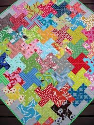 17 best Quilts: Tessellations images on Pinterest | Crafts ... & Tessellation Quilt by Red Pepper Quilts (Flickr) Adamdwight.com