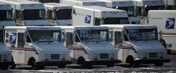 the u s postal service is going new truck shopping news car postal service trucks in need of repair