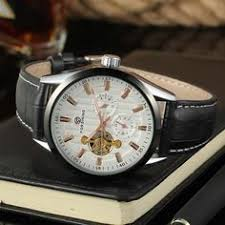 tourbillion watch forsining automatic movement genuine tourbillion watch forsining automatic movement genuine leather band western watches men wrist watch forsining