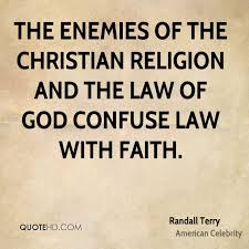 Christian Religion Quotes Best of Randall Terry Religion Quotes QuoteHD