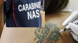 Tatuaggi E Piercing Controlli A Tappetto Da Parte Dei Nas Il Faro 24
