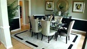dining room rug size calculator carpets kitchen impressive finding the ideal table square