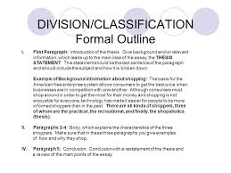 division and classification essay examples division classification essay examples