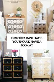 10 DIY IKEA Rast Hacks You Should Have A Look At