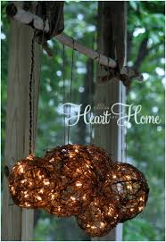 captivating outdoor chandelier diy easy diy outdoor chandelier all things heart and home