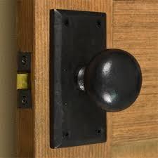 Decorating discount door hardware pictures : Door Handle. interior door knobs bulk: Black Door Levers Knobs ...