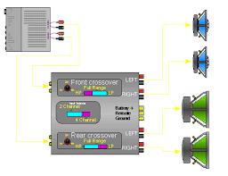 audio systems Wiring Diagram Channel Starter Wiring Diagram