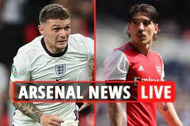 Arsenal transfer news LIVE: Trippier ...