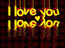 I Love You Wallpaper 4K (Page 1) - Line ...