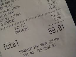 High Levels Of Bpa Found In Cash Register Receipts What You Can Do