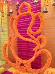 103 best ganpati decoration images