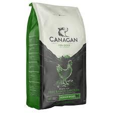 <b>Canagan Grain Free Free-Run</b> Chicken Dog Food 2kg - Buy Online ...