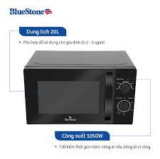 Đánh giá Lò Vi Sóng BlueStone MOB-7709 (20L), review tháng 7/2021