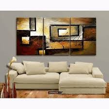100 hand painted modern oil painting on canvas wall art home decoration 3p for living room stretched and framed ready to hang in painting calligraphy  on rectangular framed wall art with 100 hand painted modern oil painting on canvas wall art home