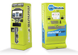 Key Cutting Vending Machine Magnificent Minute Key Chooses USA Technologies As Cashless Payments Provider