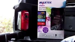 Bikemate Rear Light Camera Aldi Rear Camera Bike Light By Maxtek Road Test