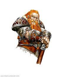 This is the dwarf runesmith that was originally released as part of the grudge of drong campaign, around 1997 i believe. Reginald Oakhand Dwarven Runesmith