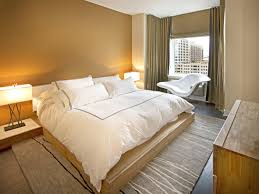 hotel style bedroom furniture. Hotel Style Upholstered Apartment Bedroom Decor (Image 17 Of 25) Furniture 4