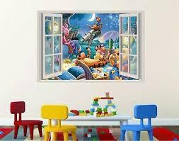moana 3d window decal wall sticker home