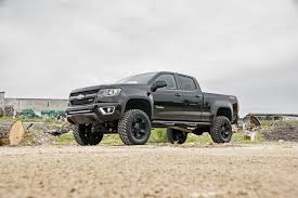 6in Suspension Lift Kit for 2015-2018 4wd Chevy Colorado / GMC ...