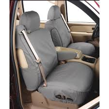covercraft front seat cover seatsaver polycotton pair for bucket seats f 150 2009 f