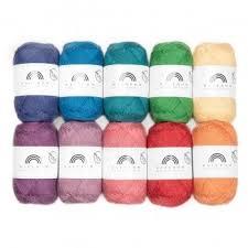 Rainbow Cotton 8 4 Yarn Hobbii Hobbii Com