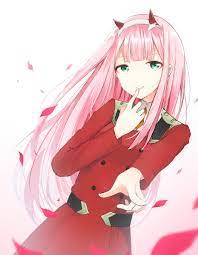 Anime Zero Two Wallpapers - Wallpaper Cave