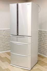 Tủ Lạnh Nhật Bãi Panasonic NR-F457T (451 Lít) 6 Cánh Có Inverter