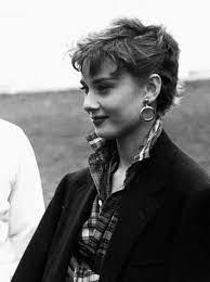 Audrey hepburn pixie