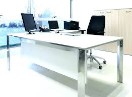 glass table top desk office table glass glass desk table glass office table desks co with ideas 4 glass table glass top trestle table desk