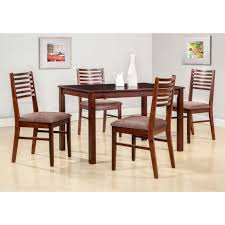 new cypress 4 seater dining table