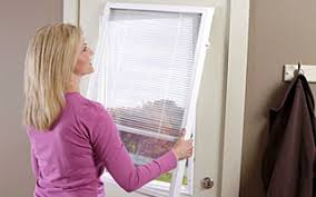 Patio Doors With Blinds Between The GlassBlinds In Windows Door