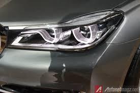 Sport Series bmw laser headlights : 2016-BMW-7-Series-Headlight | AutonetMagz