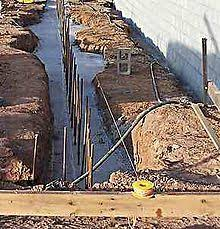 Small Picture Shallow foundation Wikipedia