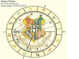 Harry Potter House Sorting By Your Natal Chart By