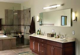 bathroom lighting contemporary. Contemporary Bathroom Lighting Fixtures Lights Vanity Light With Outlet Mirror