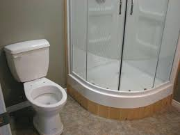 install the toilet in basement how to without breaking concrete