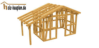 Gartenhaus selber bauen! - YouTube