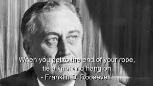 Fdr Quotes Simple Famous Quotes From Fdr On QuotesTopics